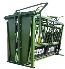 Powder River M2000 Manual Chute - 5 Year Warranty!