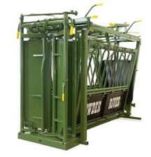 Powder River S2000 Self Catch Chute - 5 Year Warranty!