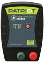 Patriot PMX50 - Low-impedence Energizer:  2-Year Full Replacement Warranty!