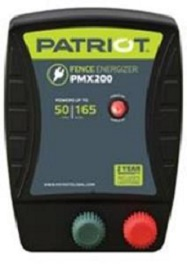 Patriot PMX200 - 110v Low-impedence Energizer:   2-Year Full Replacement Warranty!