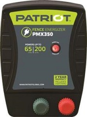 Patriot PMX350 - 110v Low-impedence Energizer; 2-Year Full Replacement Warranty!