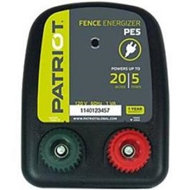 Patriot PE5 - 110v Low-impedence Energizer:  1-Year Full Replacement Warranty!