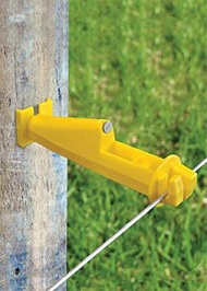 Temporary Electric Fencing Insulators Pasture Management Systems