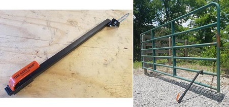 The Gate Prop-NOW MORE COMPETITIVELY PRICED THAN EVER!