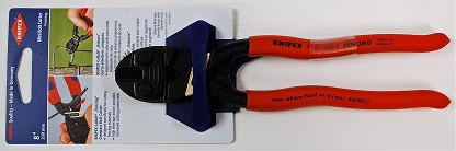 Knipex Mini Bolt Cutters - SHD Fencing Pliers