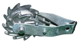 Economy In-Line Wire Strainer with Spring Lock