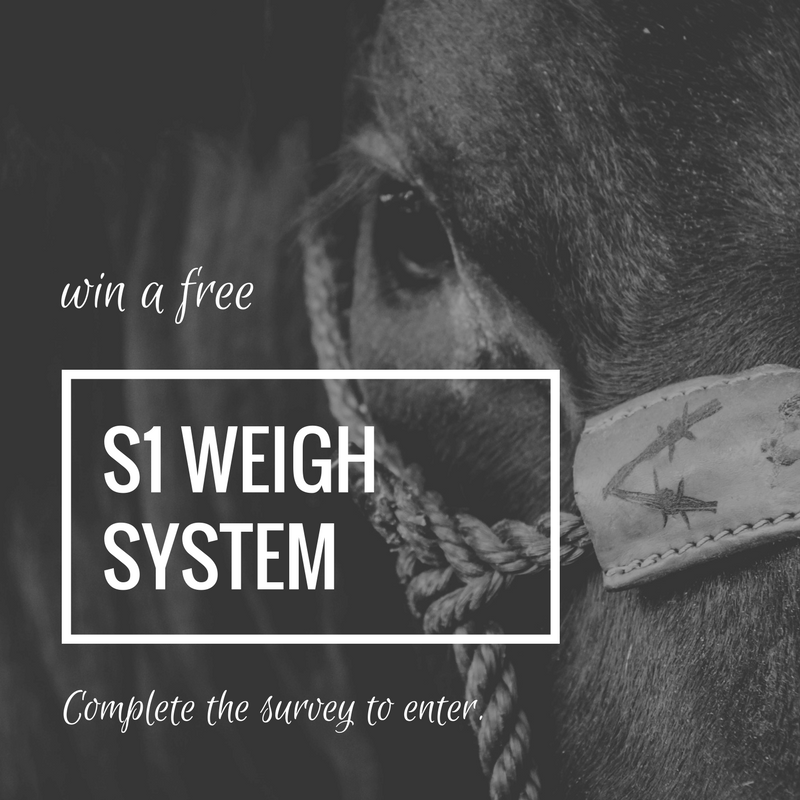 S1 Weigh System Giveaway!